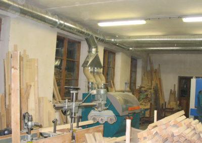 Odsávání pilin od dřevoobráběcích strojů_CIPRES_30