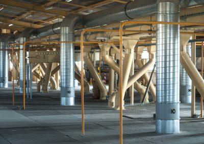 Odsávání prachu v potravinářské výrobě_CIPRES_08