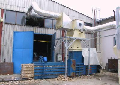 Odsávání papírového odpadu a prachu_CIPRES_15