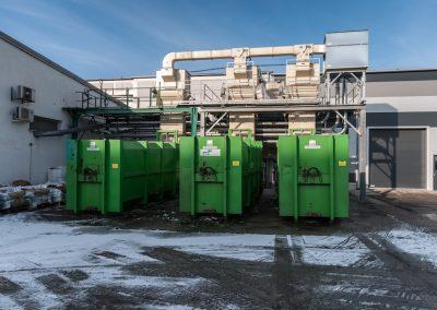 Odsávání papírového odpadu a prachu_CIPRES_12