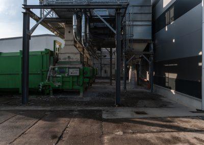 Odsávání papírového odpadu a prachu_CIPRES_01