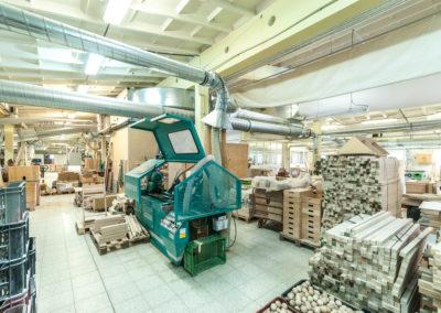 Odsávání pilin od dřevoobráběcích strojů_CIPRES_24