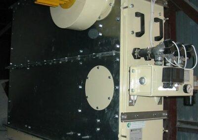 filtr na odsávání pásového dopravníků