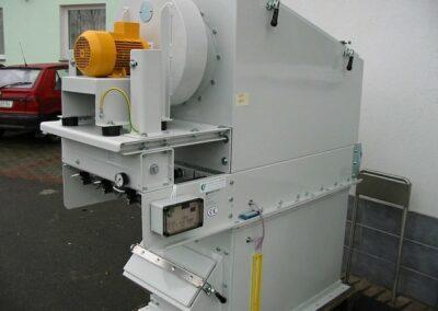 Filtrační zařízení do potravinářských provozů