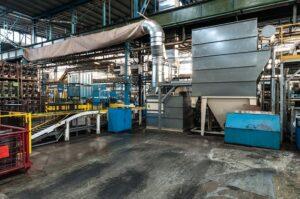 Filtrační zařízení pro automotive