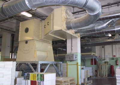 Odsávání papírového odpadu a prachu_CIPRES_18