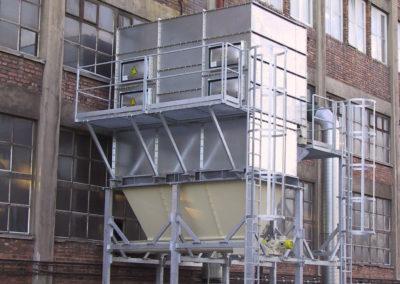 Odsávací a filtrační zařízení CARM GH ZLD (4)