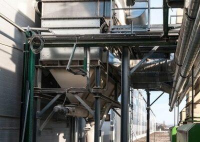 filtrace v průmyslovém provozu