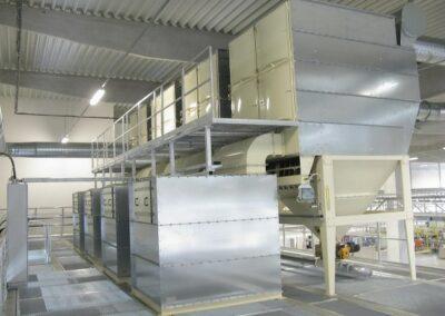 filtrace vzduchu ve svařovnách