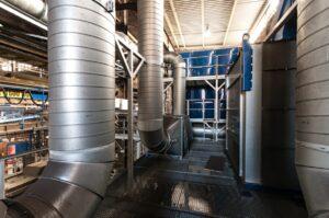 regenerace filtračních komor