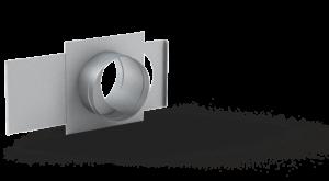 uzavírací šíbry pro vzduchotechnický systém