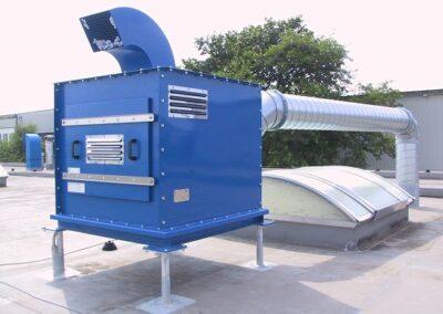 vzduchové ventilátory