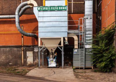 Odsávání prachu ve slévárnách_CIPRES_02
