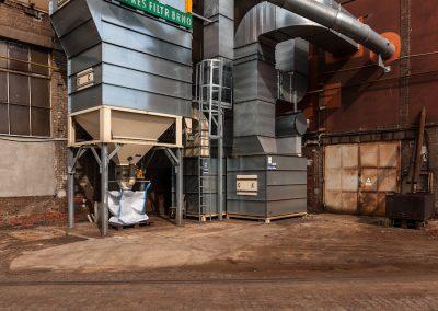 Odsávání prachu ve slévárnách_CIPRES_04