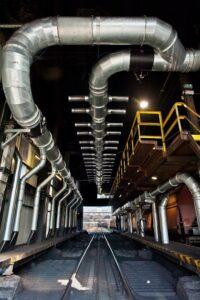 filtrace pro železárny